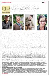 Botschafter für die Jagd - Insider Magazin für Jagd, Outdoor, Me